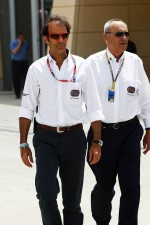 Emanuele Pirro, FIA Steward