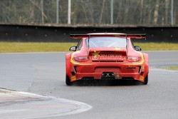 #8 Exim Bank Team China Porsche 911 GT3 R: Ren Wei, Benjamin Lariche