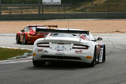 #7 Valmon Racing Team Russia Aston Martin DBRS9: Maxime Martin, Alexey Vasiliev