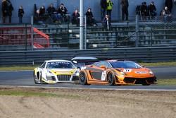 #11 Rhino's Leipert Motorsport Lamborghini Gallardo LP600: Hari Proczyk, David Mengesdorf