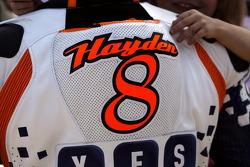 Hayden leathers
