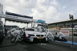 Bruno Spengler, BMW Team Schnitzer BMW M3 DTM Martin Tomczyk, BMW Team RMG BMW M3 DTM