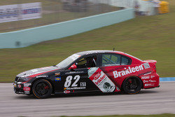 #82 BimmerWorld Racing BMW 328i: Dan Rogers, Seth Thomas