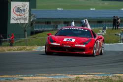 #00 Ferrari of Houston 458TP: Owen Kratz