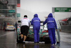 #0 GSR&Studie with Team Ukyo BMW Z4 GT3