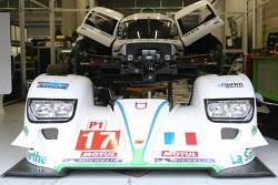 #17 Pescarolo Team Dome S102.5-Judd: Sébastien Bourdais, Nicolas Minassian
