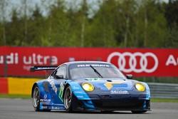 #77 Team Felbermayr Proton Porsche 997 GT3 RSR: Richard Lietz, Marc Lieb