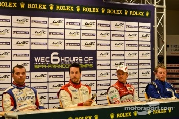 Qualifying press conference