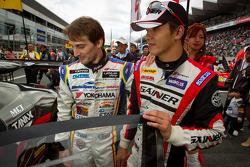 Andre Couto and Katsuyuki Hiranaka