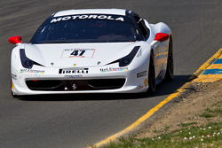 #42 Ferrari of Houston 458TP: Richard Fant