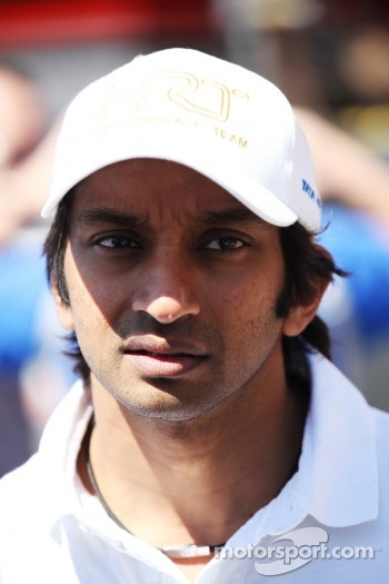 Narain Karthikeyan, Hispania Racing F1 Team,
