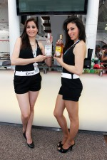 Cuervo Tequila girls