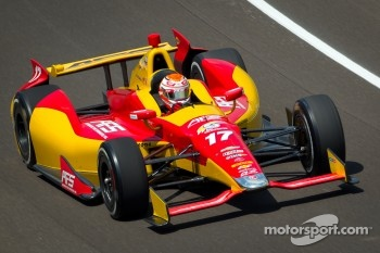 Sebastian Saavedra, AFS Racing/Andretti Autosport Chevrolet