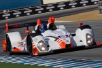 #05 CORE Autosport Oreca FLM09: Jonathan Bennett, Colin Braun