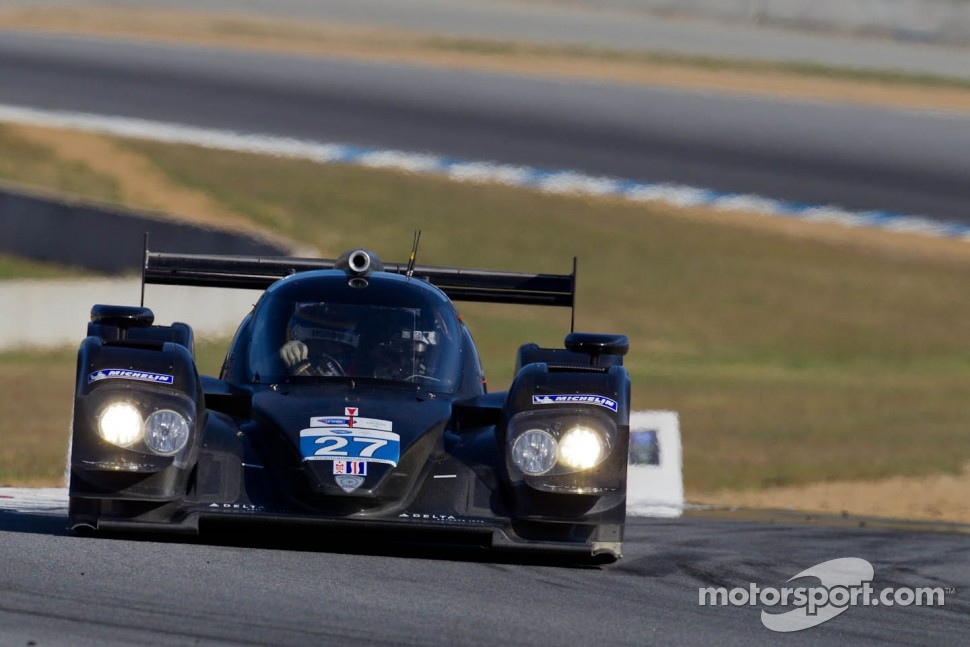 #27 Dempsey Racing Lola B12/87: Patrick Dempsey, Joe Foster, Jonny Cocker
