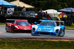 #01 Telmex Chip Genassi Racing With Felix Sabates BMW Riley: Scott Pruett, Memo Rojas  / #99 Gainsco/Bob Stallings Racing Chevrolet Corvette Dp: Jon Fogarty, Alex Gurney