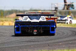 #60 Michael Shank Racing With Curb-Agajanian Ford Riley: Ozz Negri, John Pew