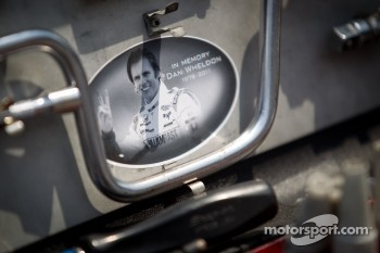In memory of Dan Wheldon