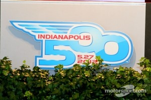 Logo for the 2012 Indianapolis 500