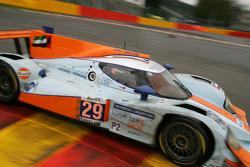 #29 Gulf Racing Middle East Lola B12/80 Nissan: Frederic Fatien, Keiko Ihara, Jean-Denis Deletraz