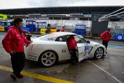 #23 Team Nissan GT-R Nissan GT-R