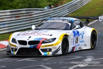 #19 BMW Team Schubert BMW Z4 GT3: Jrg Muller, Dirk Muller, Uwe Alzen, Dirk Adorf