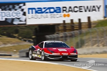 #007 Ferrari of Ontario Ferrari 458 Challenge: Robert Herjavec