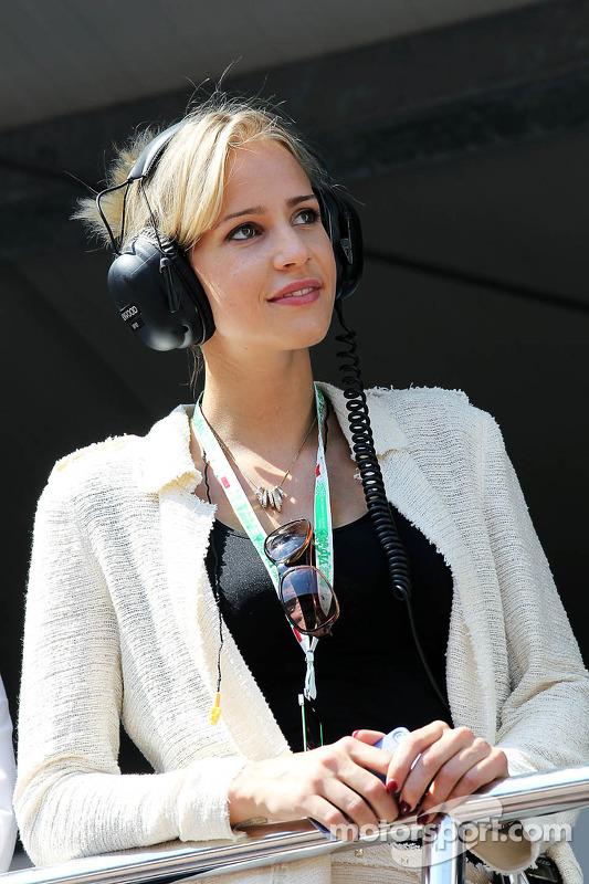 McLaren guest