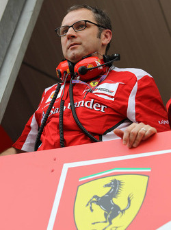 Stefano Domenicali, Scuderia Ferrari General Director