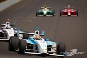 Esteban Guerrieri, Sam Schmidt Motorsports