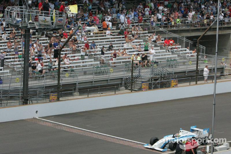 Esteban Guerrieri, Sam Schmidt Motorsports wins the Firestone Freedom 100