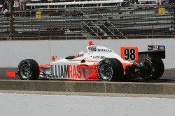 Tribute to Dan Wheldon driven by Bryan Herta
