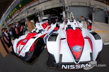 Greaves Motorsport Zytek Z11SN Nissan