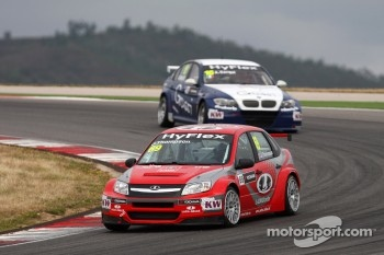 James Thompson, LADA Granta Sport, LADA Sport