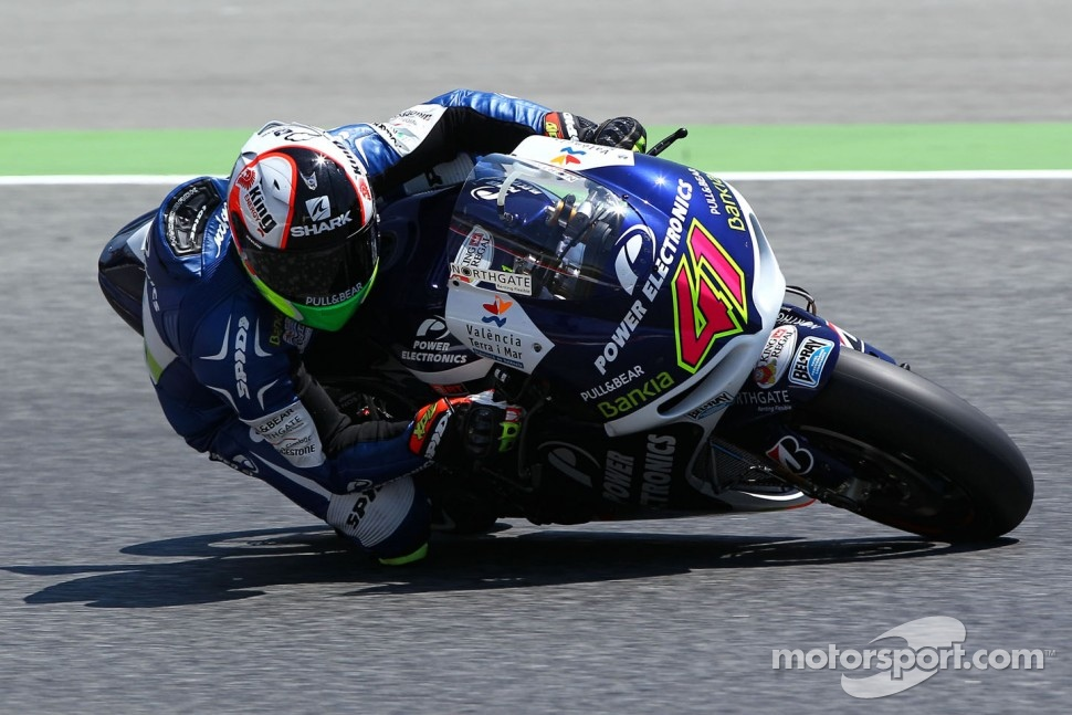 Aleix Espargaro, Aspar Team ART