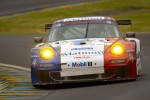 #76 IMSA Performance Matmut Porsche 911 RSR: Bret Curtis, Kevin Estre, Sean Edwards