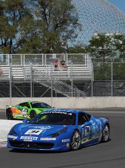 Damon Ockey Ferrari of Ontario 458CS
