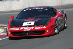 Chris Ruud Ferrari of Beverly Hills 458TP