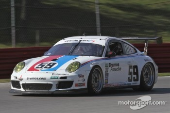 #59 Brumos Racing Porsche GT3 Cup Leh Keen Andrew Davis