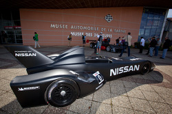 ACO press conference: the #0 Highcroft Racing Delta Wing Nissan