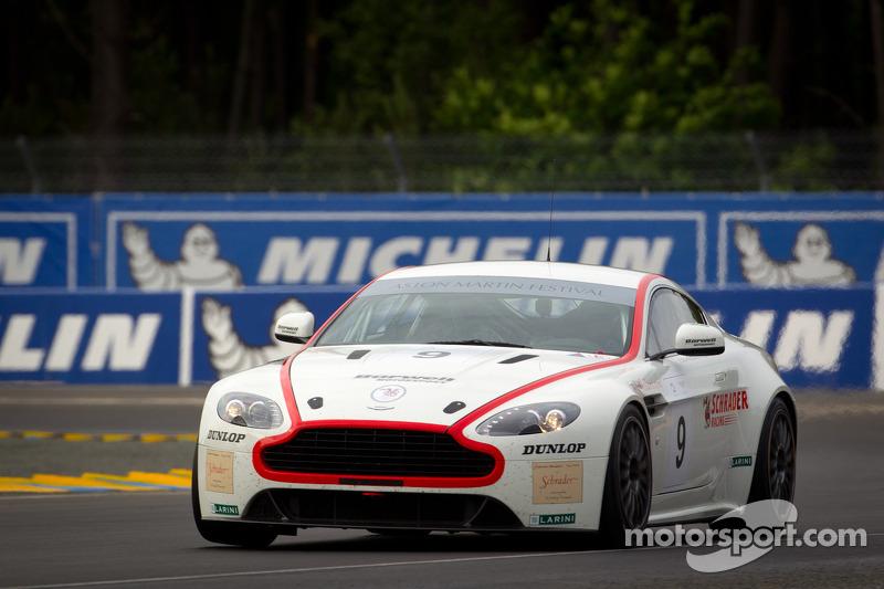 Aston Martin Le Mans Festival: Fred Schrader, Kevin Buckler