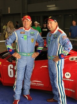 Godstone Ranch Motorsports drivers John McCutchen II and Davy Jones