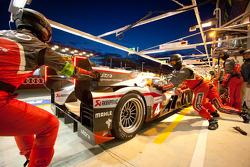 #4 Audi Sport North America Audi R18 Ultra: Oliver Jarvis, Marco Bonanomi, Mike Rockenfeller