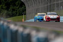 #41 Dempsey Racing Mazda RX-8: Charles Espenlaub, Charles Putman, #43 Team Sahlen Mazda RX-8: Joe Nonnamaker, Will Nonnamaker, Joe Sahlen