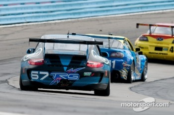 #67 TRG Porsche GT3: Al Carter, Wolf Henzler, Spencer Pumpelly