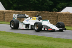 Williams-Cosworth FW08C