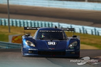 #90 Spirit Of Daytona Chevrolet Corvette DP: Antonio Garcia,  Richard Westbrook, Oliver Gavin