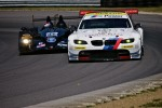 #55 BMW Team RLL BMW E92 M3: Bill Auberlen, Jorg Mller 