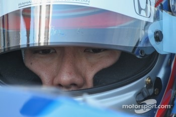 Takuma Sato, Rahal Letterman Lanigan Honda 