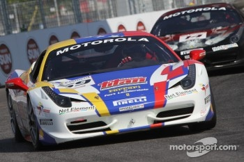 #59 Ferrari of Ft. Lauderdale: Maurizio Scala 